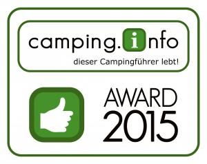 camping info award